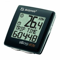 Sigma BC 1609 STS Double Wireless Bicycle Speedometer $59.31