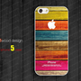 case for iphone 5 NEW iphone 5 case iphone 5 cover colorized wood texture image printing atwoodting design