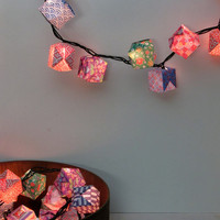 $55 100 Origami Paper Lanterns Assorted Patterns by pipodoll on Etsy