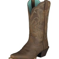 Ariat Women&#x27;s Legend Boot - Distressed Brown