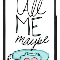 Call Me Maybe Iphone Case | fresh-tops.com