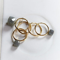 Nugget Stacking Rings - Plmo Ltd