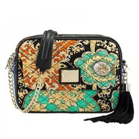 Baroque Print Shoulder Bag on Luulla