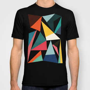 Collection of pointy summit T-shirt by Budi Satria Kwan