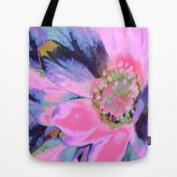 In Sunlight, Softly Tote Bag by Lindel Caine