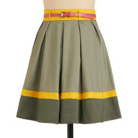 Haute in Traffic Skirt | Mod Retro Vintage Skirts | ModCloth.com