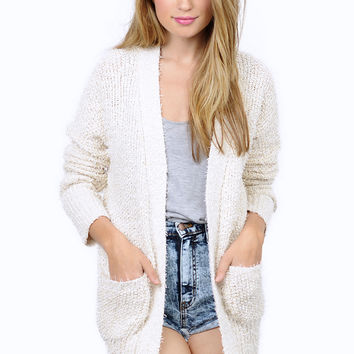 In Nirvana Cardigan $64