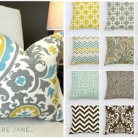 Pillow Covers -140 Gorgeous Fabric Choices!