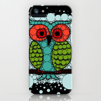 Curiosity Never Killed an Owl iPhone Case by Beth Thompson | Society6