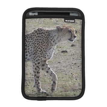 Cheetah iPad Mini Sleeve