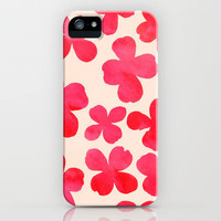 Dogwood_Pink iPhone Case by Garima Dhawan | Society6