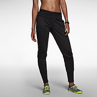 The Nike Obsessed French Terry Women's Training Pants.