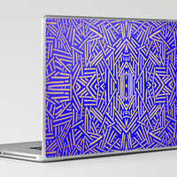 Radiate (Gold Royal) Laptop & iPad Skin by Jacqueline Maldonado | Society6