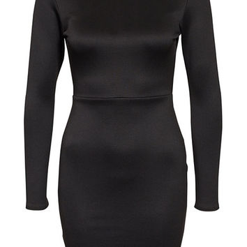 Scallop Back Bodycon, NLY One
