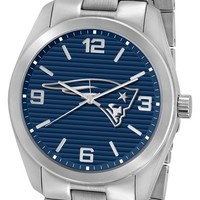 Men's Game Time Watches 'NFL Elite - New England Patriots' Bracelet Watch, 44mm - New England Patriots