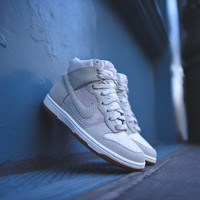 NIKE WMNS Dunk High Skinny PRM - Metallic Luster / Cashmere - In Store