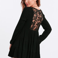 Total Blackout Tunic Dress