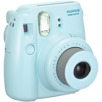Fujifilm Instax Mini 8 Instant Camera (blue) - Fujifilm Instax Mini 8 Instant Camera (blue)