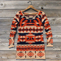 Legend Knit Sweater, Sweet Navajo Inspired Clothing
