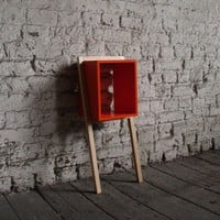 Leaning Man Side Table