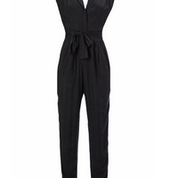 Featherweight Flannel Jumpsuit - New Arrivals - French Connection Usa