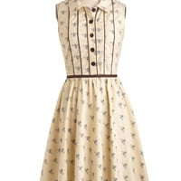 Gimme an A-piary Dress | Mod Retro Vintage Dresses | ModCloth.com