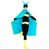 Cute Fancy Dress for Halloween Costume Full Body Multicolor Lycra Spandex Girls Fancy Dress Costumes Back Zipper Zentai Suit [TWL1112220491] - 31.39 : Zentai, Sexy Lingerie, Zentai Suit, Chemise
