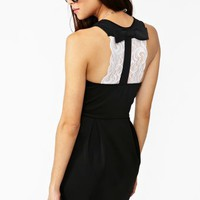 Alexa Bow Dress