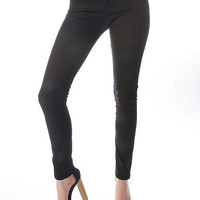 Low-Rise Black Skinny Denim Jeans | Sexy Clothes Womens Sexy Dresses Sexy Clubwear Sexy Swimwear | Flirt Catalog