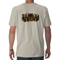 The Eyes of a Tiger Tee Shirts from Zazzle.com