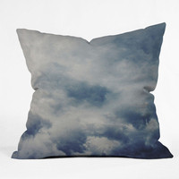 DENY Designs Home Accessories | Leah Flores Clouds 1 Throw Pillow