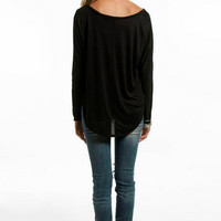 Soft and Basic Top $32