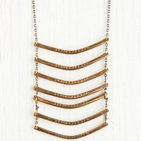 Free People Breastplate Necklace