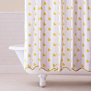 Ducky Shower Curtain | Bathroom| Bed & Bath | World Market