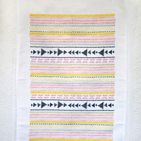 Leah Duncan & Studio SloMo Collaboration - Tea Towel and Recipe Cards
