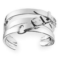 Silver Rings and Bracelets by Hermes | materialicious