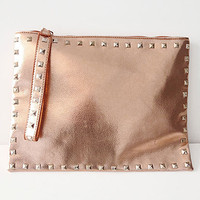 Studded Envelope Clutch | Sexy Clothes Womens Sexy Dresses Sexy Clubwear Sexy Swimwear | Flirt Catalog