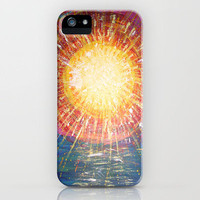 :: OneSun :: iPhone Case by GaleStorm Artworks | Society6