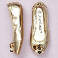 Juicy Couture Shoes Roe Flat