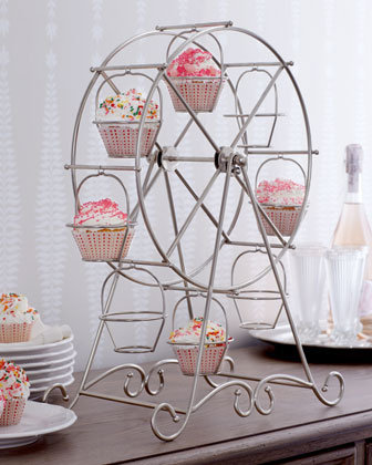 Ferris Wheel Cupcake Holder - Horchow