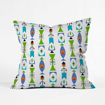 Space Age Pillow Cover
