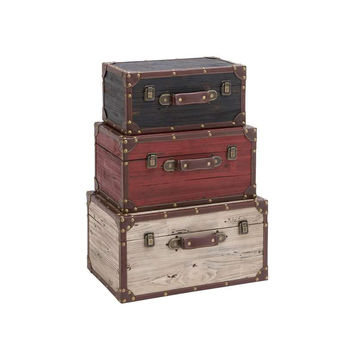 Pack it Up Trunks—Set of 3