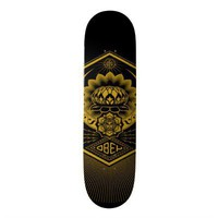 OBEY Peace Lotus Deck Skate Board Deck from Zazzle.com