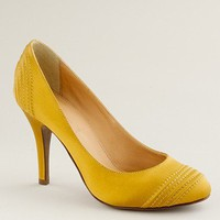 Women's new arrivals - shoes - Mona satin pumps - J.Crew