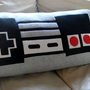 Nintendo NES Controller Pillow