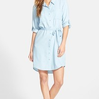 Women's Jessica Simpson 'Drifter' Shirt Dress