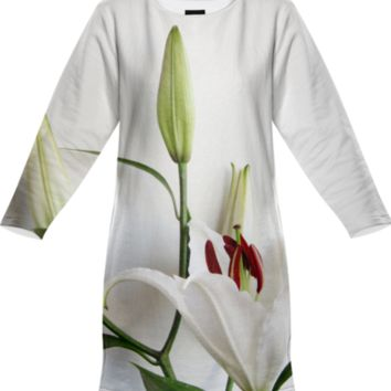 Lilium flowers created by Vanessa GF | Print All Over Me