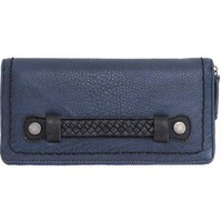 Shiraleah Monroe Midnight Vegan Wallet