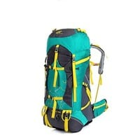 Modovo Waterproof Ultralight Internal Frame Backpack TCS Bearing System for Camping Hiking Mountaineering 75L