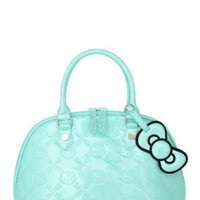 Amazon.com: Loungefly - Hello Kitty Mint Patent Embossed Bag: Clothing